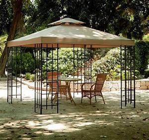 Tonnelle De Jardin 3x3 : tonelle 3x3 201 rideau pour tonnelle 3x3 leonstafford ~ Nature-et-papiers.com Idées de Décoration