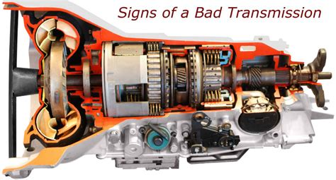 signs  automatic transmission   bad