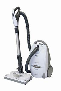 Kenmore - 27615 - Canister Vacuum, White Sears Outlet