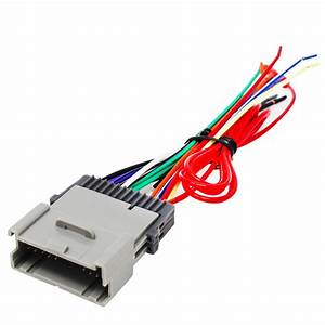 Replacement Radio Wiring Harness For 2004 Hyundai Santa Fe