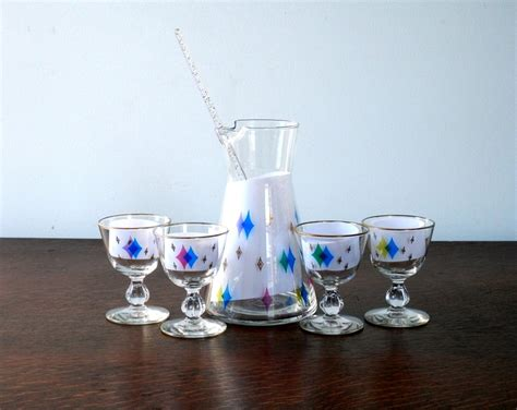 17 Best Images About Vintage / Mid-century / Barware