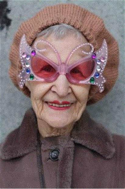 Advanced Glasses 70 80 Outrageous Older Woman