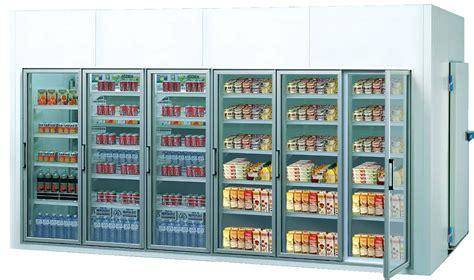 les chambres froides en algerie chambres froides avec portes en verre 5 12 x 1 72 x 2 32 m