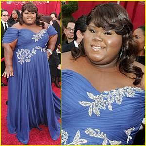 Gabourey Sidibe — 2010 Oscars Red Carpet | 2010 Oscars ...