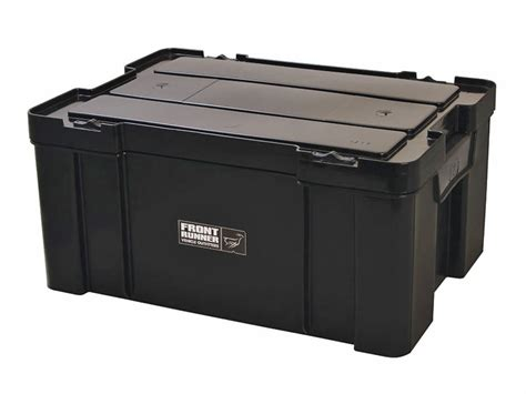 roof rack storage expedition aluminium roof rack smaller cub storage box