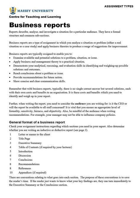 Report Template Business Report Format Template Templates Data