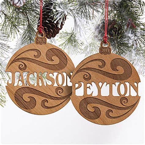 unique christmas ornaments  decorate  tree