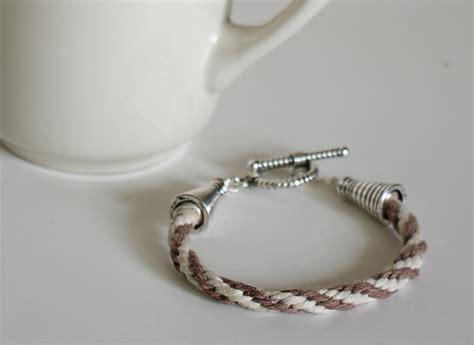 Make Kumihimo Braided Cord Jewelry