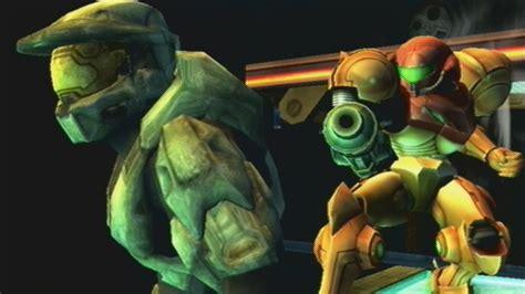 Metroid Vs Halo Samus Vs Master Chief Youtube