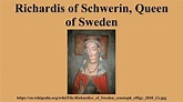 Richardis of Schwerin, Queen of Sweden - Alchetron, the ...