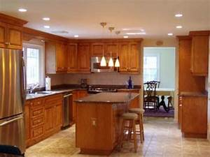 Kitchen recessed lighting layout can light spacing