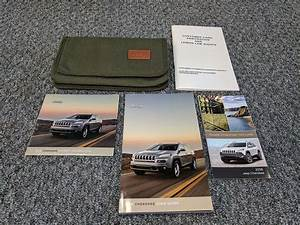 2016 Jeep Cherokee Owner U0026 39 S Operator Manual User Guide Set