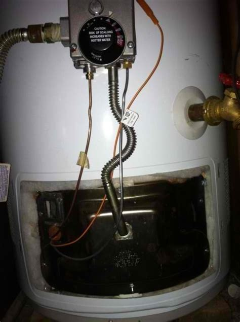 coupling on hot water heater repairing water heater thermal coupling yelp