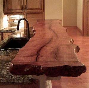 Mesquite Countertops - Mesquite Hardwood Countertops