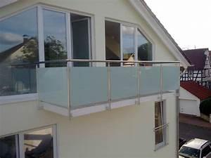 balkongelander edelstahl vsg glas balkon gelander ebay With balkon teppich mit glas tapete