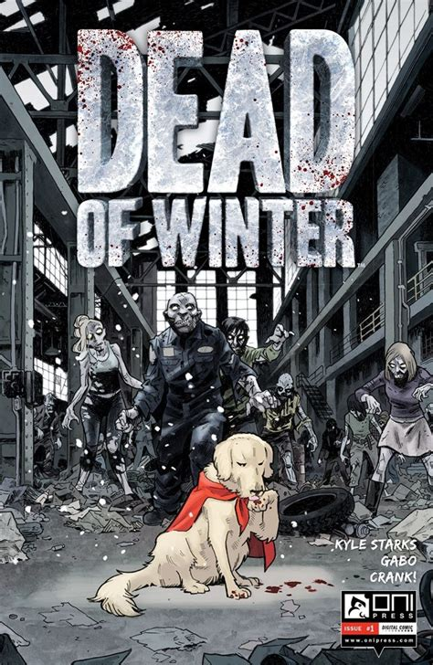 winter dead comic apocalypse zombie dog sparky oni press burley friend series graphic its comics razorfine save ruckus games zombies