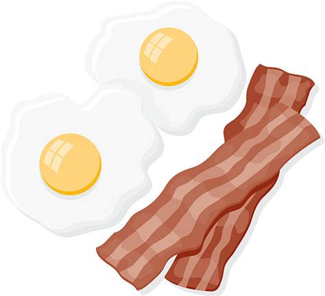 Best Bacon Illustrations, Royalty-Free Vector Graphics ...