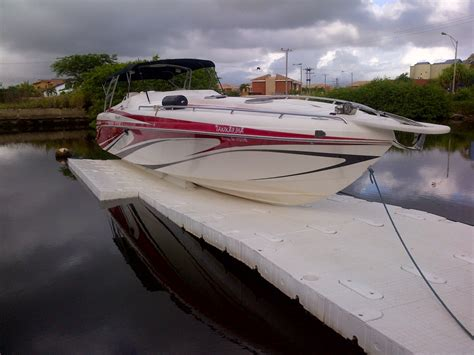 Wax Boat Dock by Boat Docks Sportport Systems Watercraft