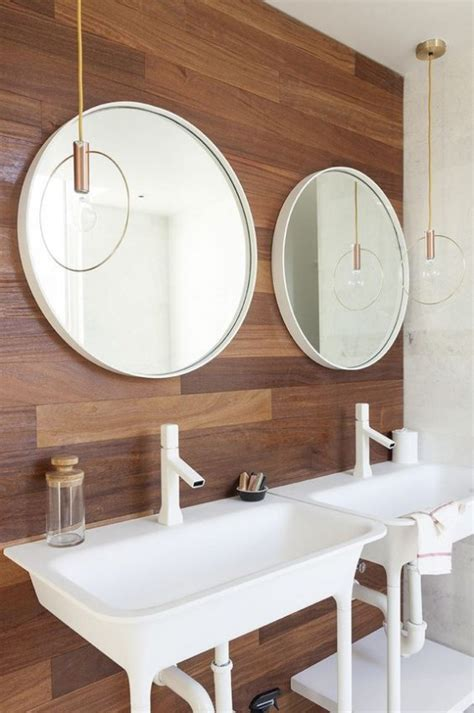 Mid Century Modern Bathroom Sconces by 35 Trendy Mid Century Modern Bathrooms To Get Inspired