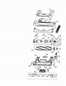 Kenmore Model 11636932502 Vacuum  Upright Genuine Parts