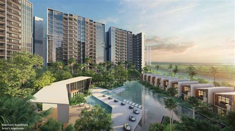 Riverfront Residences At Hougang Avenue 7, Condo Near Mrt