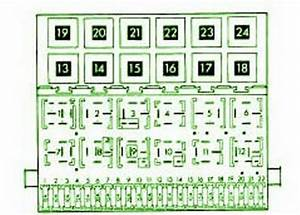 2004 Vw Corrado Main Fuse Box Diagram  U2013 Auto Fuse Box Diagram