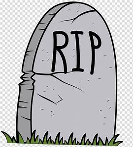 Grave Cartoon Drawing Headstone, cemetery transparent ...