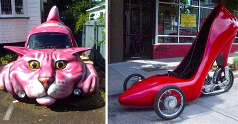 23 Crazy Cars We Don't Want To See On The Road