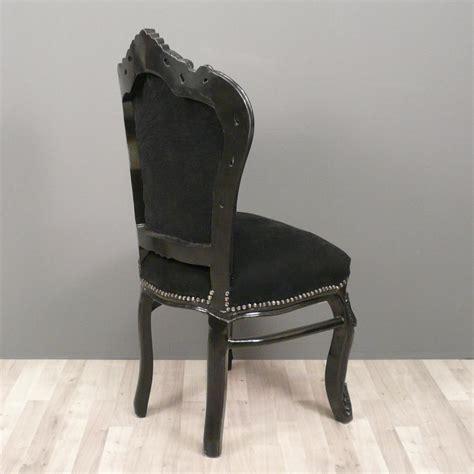 chaise de bureau baroque chaises baroque pas cher 28 images chaise baroque pas