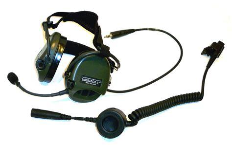 liberator headset ii tactical radio tci safariland officer gear military jtac tacp inc radios command ham equipment headsets enforcement law