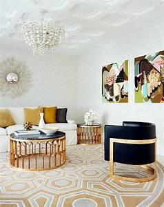 25, Best, Coffee, Table, Decor, Ideas, U0026, Designs, Modern, Round, For, 2020