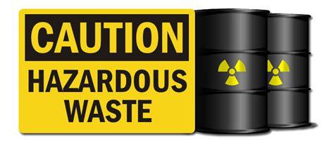 hazardous waste training