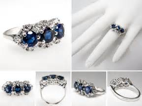 antique sapphire engagement rings ring settings antique ring settings sapphire