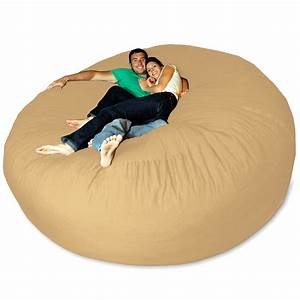 8 foot theater sack cover With big huge bean bag chair