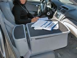 car desk and car mobile office