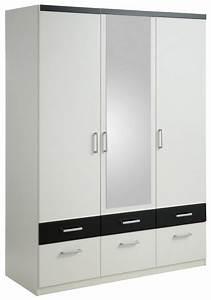 Kleiderschrank Schwarz Weiß : kleiderschrank online kaufen otto ~ Orissabook.com Haus und Dekorationen