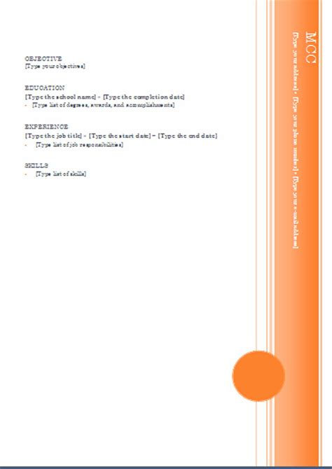New Format For Cv 2013 by Cv Formats Notes New Lates Cv Formats 2014 Cv Formats