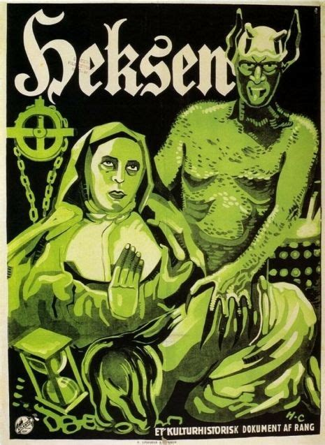 Martin scorseses new film, silence, opens with a depiction of horrorsthe torture, crucifixion, and execution of christians in japan in. Mad nuns, torture, witchcraft, & Satan: Silent film 'Häxan ...