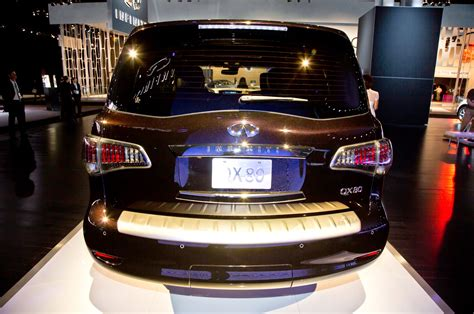 Infiniti Qx80 Modification by 2015 Infiniti Qx80 Limited Car Review And Modification