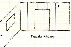 Wo Fängt An Zu Tapezieren by W 228 Nde Tapezieren Die Heimwerkerseite De