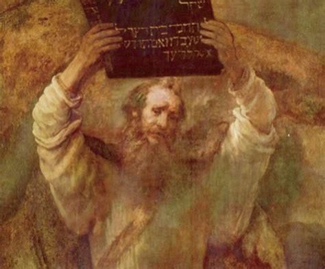 モーセ の 十戒