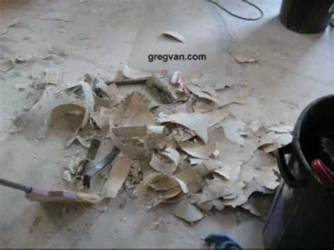 scrape  linoleum flooring home improvement