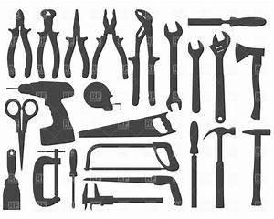 25 Popular Woodworking Hand Tools Clipart egorlin com