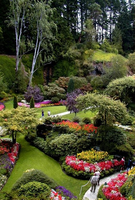 butchart gardens images butchart gardens victoria been there done that pinterest