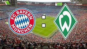 Bayern Basketball Tickets : fc bayern m nchen gegen sv werder bremen bundesliga im live ticker fc bayern ~ Orissabook.com Haus und Dekorationen