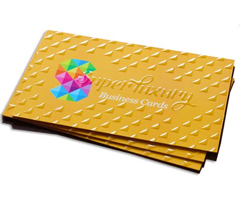 (embossed) Triple Layer Spot Uv Gloss Business Cards Business Growth Quotes In Hindi Unfinished Attire Blouse Card Maker Wordpress Hard Insurance Usa Casual Man Repeller Embossed