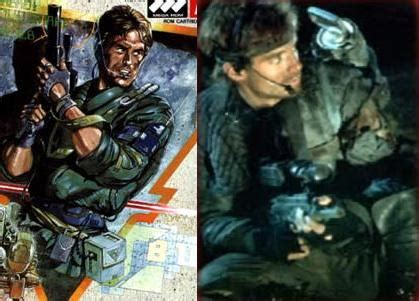 video game resemblances solid snake handes blog