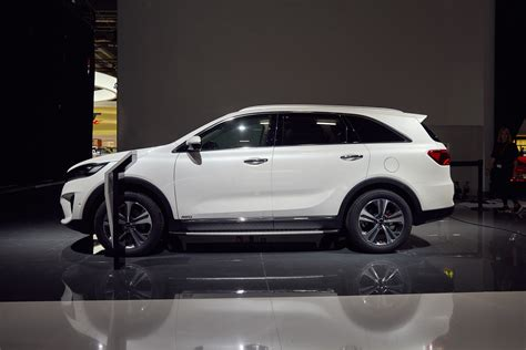 kia sorento redesign price release date photo