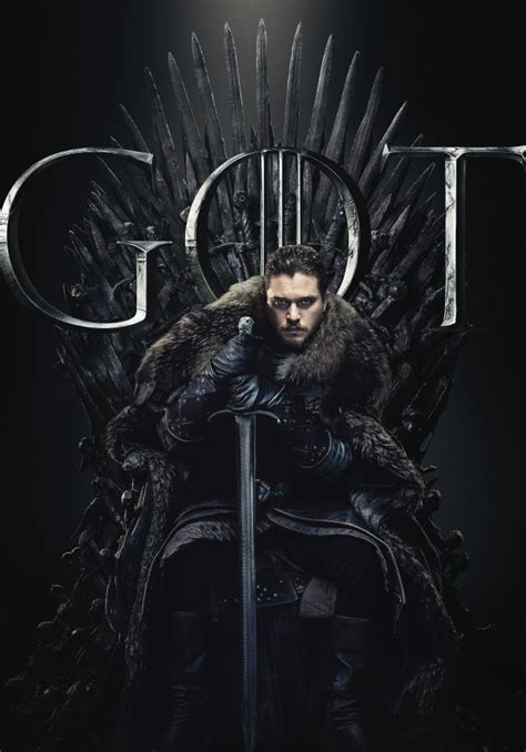 wallpaper game  thrones season  jon snow final tv