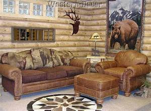 Log Cabin Wallpaper REAL LOG LOOK Wall Paper DOUBLE ROLL ...